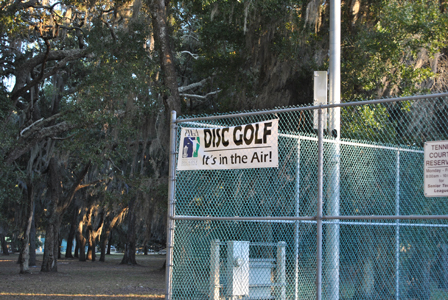Lincoln Park Disc Golf