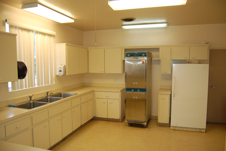 Martin Luther King Center Kitchen