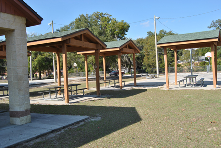 Cauley Lott Park Small Pavilions