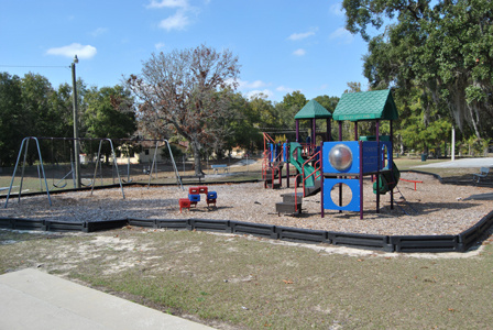 Cauley Lott Park Playground