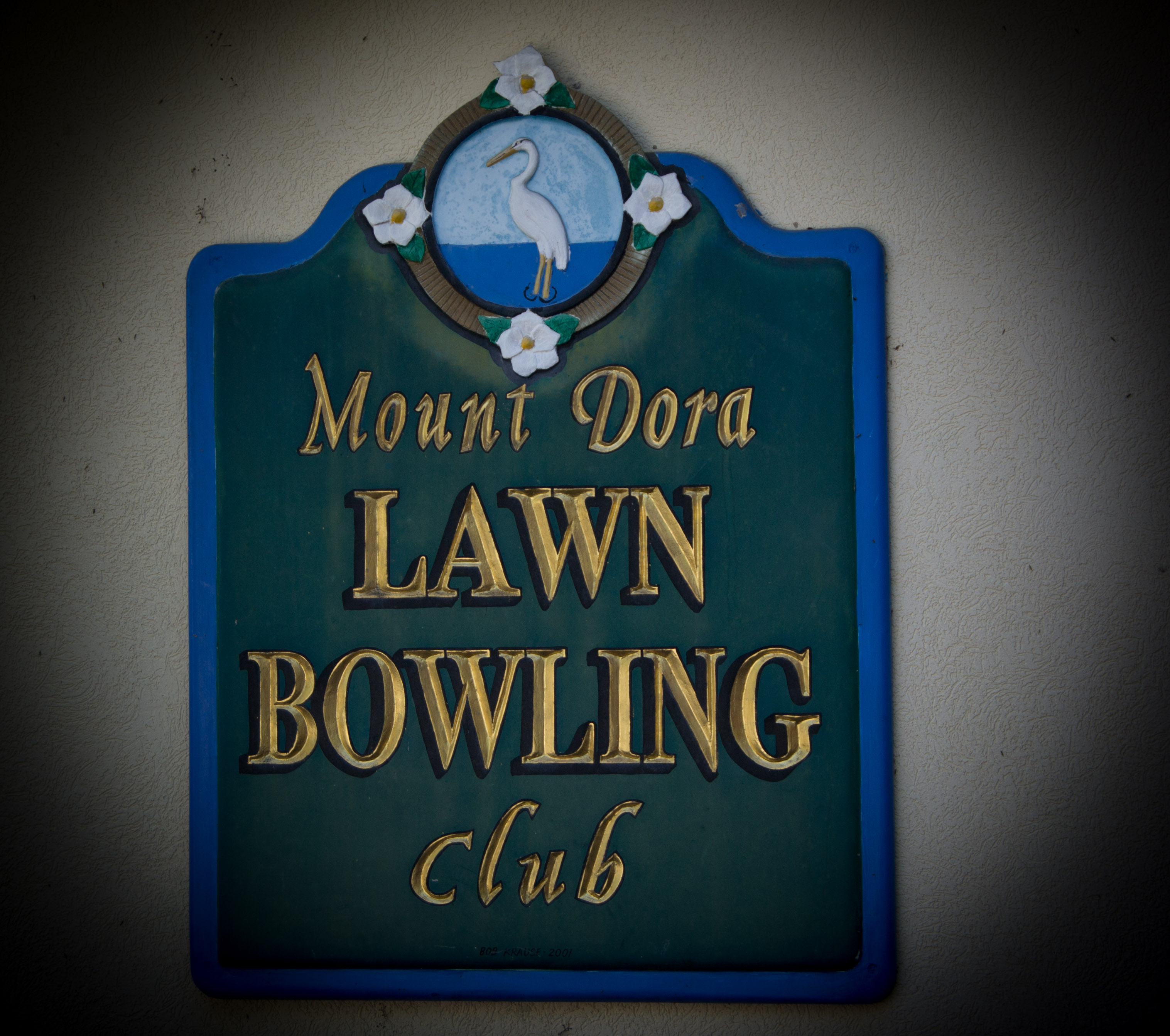 Lawn Bowling Marker