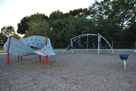 Frank Brown Sports Complex Extreme Playground